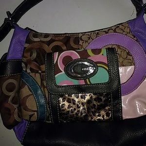 Womans purse